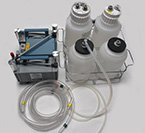 Complete Dispense/High Flow Waste System 115V/230V, 4L Bottles (1170532)