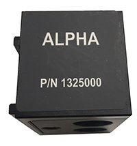 Alpha filter block for 96 well measurements