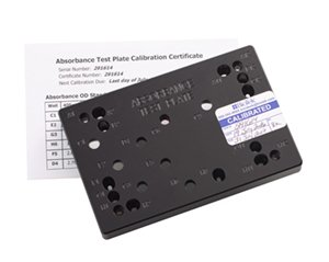 Absorbance Test Plate