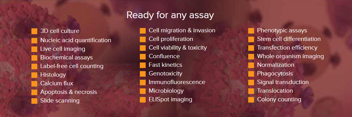 Cytation 7 Ready for Any Assay