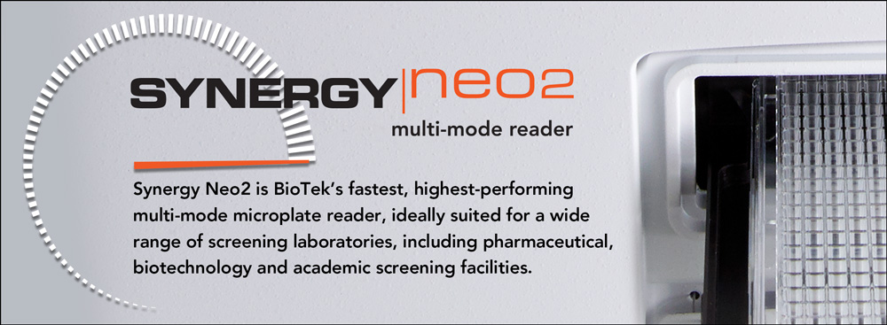 BioTek's fastest, highest-performing multi-mode reader