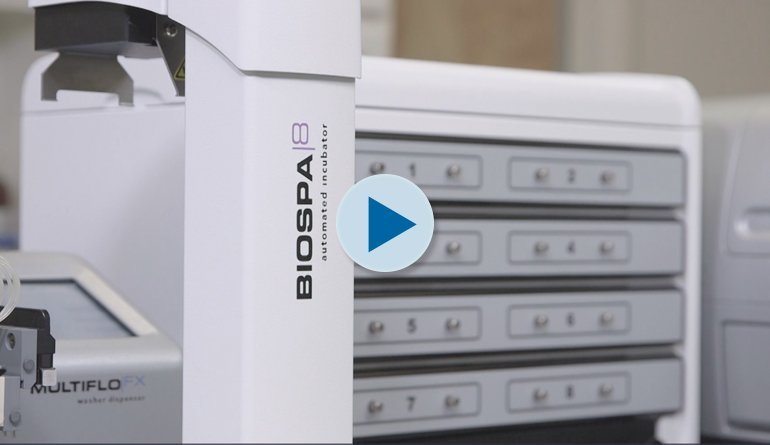 BioSpa 8 Workflow 2 - Fixed Cell Assay