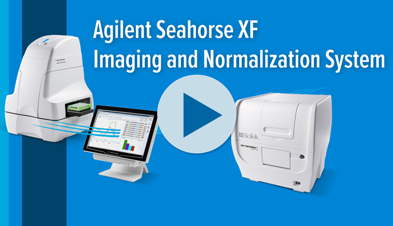 Agilent Seahorse XF Imaging and Normalization System Chinese