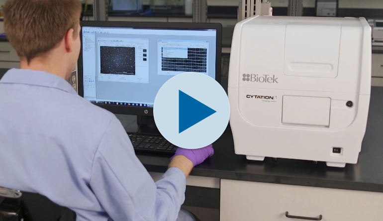 Automated Cell Counting with BioTek Imagers