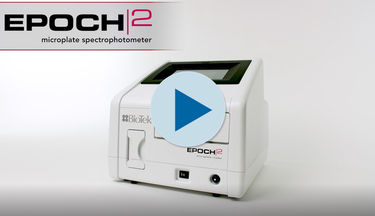 Agilent BioTek Epoch 2 Microplate Spectrophotometer Offers UV-Vis Measurements in 6- to 384-well Plates, Cuvettes and in Micro-volume Samples