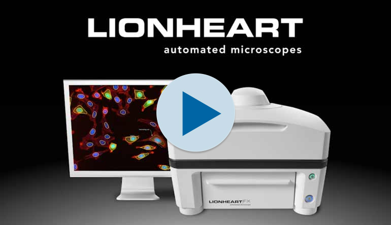 Experience a Better Perspective with Lionheart Automated Microscopes
