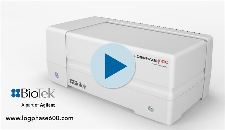 LogPhase 600 Microbiology Reader:4-Plate Microplate Absorbance Reader for Measuring Microbial Growth