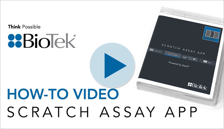 How-To Video: Scratch Assay App
