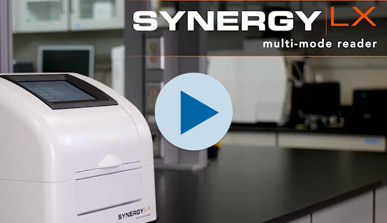 Synergy LX Multi-Mode Microplate Reader